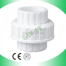 PVC Fittings SCH40 Pipe fittings Union for water supply