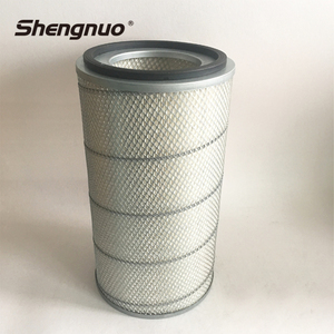 Wholesale High Filtration Rate Active Carbon Truck Forklift Air Filter