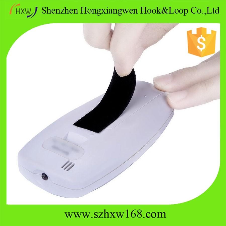 adhesive hook and loop