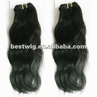 pure virgin body wave machine weft remy hair loose straight hair weft