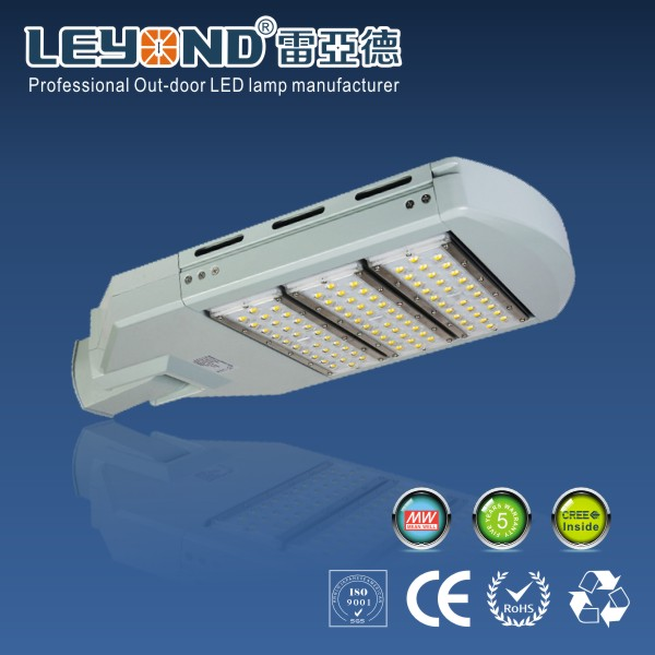 UL DLC TUV SAA approved 100w LED Street Light price , 40W - 300W Outdoor Led Street Light