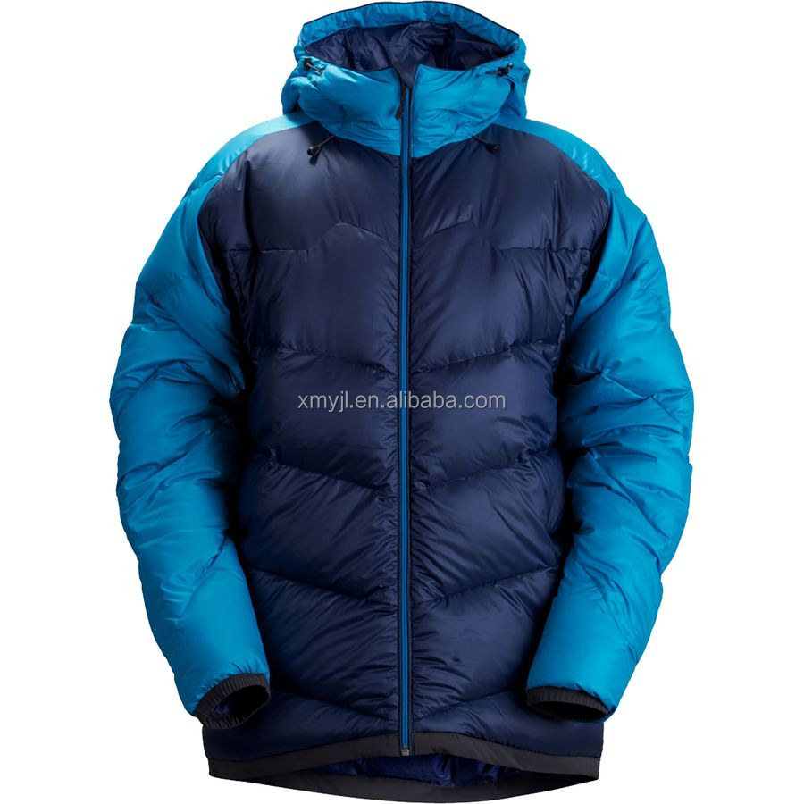 700-fill down insulation ultralight down jacket goose down jacket for winters in men's