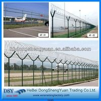 airport wire mesh fence product export all world(manufacture,28 years history)