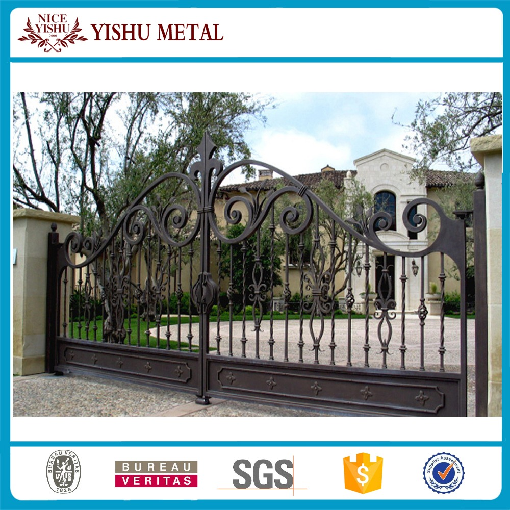 Villa Swing Latest Main Gate Designs