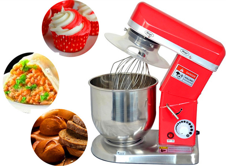 Low noise stand food mixer 10L planetary cake mixer with bowl