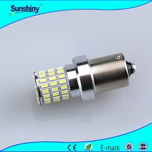 Hot sell 1156 bulb socket new 5w car led tuning light 1156 1157 3157 3156 auto tuning light
