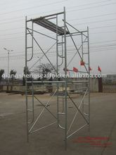scaffolding Steel plank frame systems