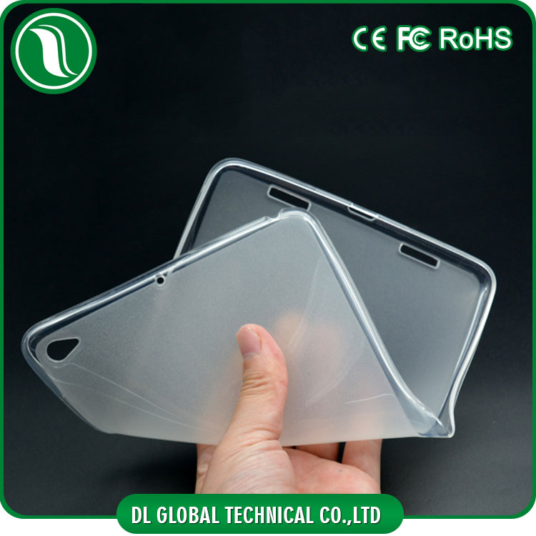 hot sale product Ultra-thin Soft TPU Case for mi pad 2 Transparent tpu case for mi pad case