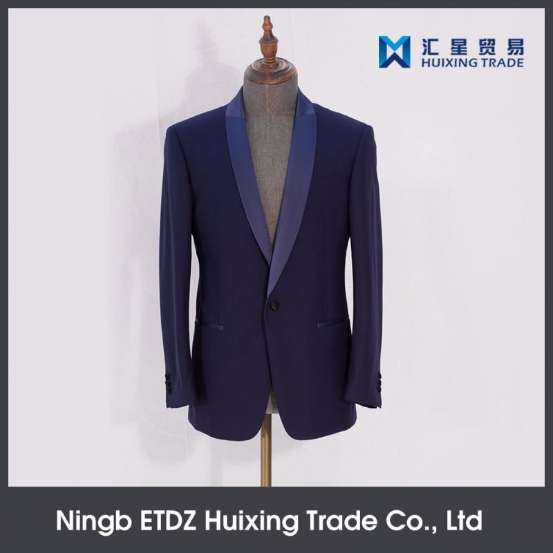 Wholesale Brand Name Made Of Polyester Office Men Daily Grey Coat Pant Men Suit
