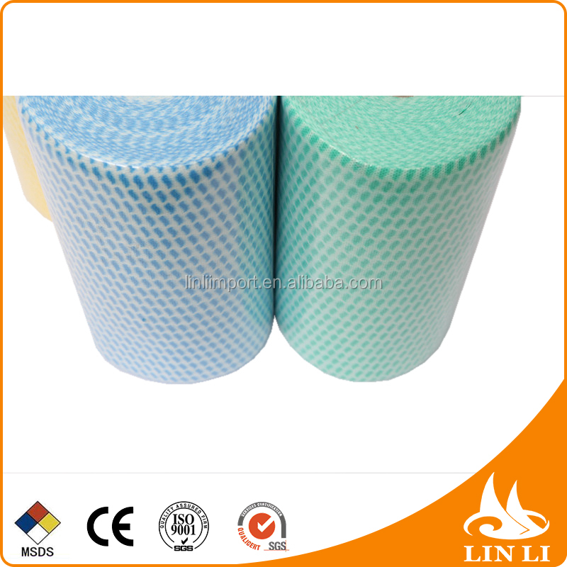 China manufacturer 100% biodegradable PLA spunbond nonwoven fabric