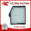 auto spare parts/cabin filter used for Hyundai 97406-4A900