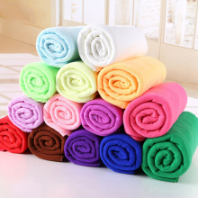 Customized Logo Printed Promotional Microfiber Bath Towel