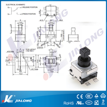 9*9.4*12.5mm push button switch
