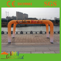 large inflatable arch tent for events