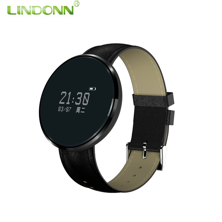 2017 lady luxury smart watch CF006 smart bracelet dynamic heart rate monitor and blood pressure bluetooth bracelet cf006