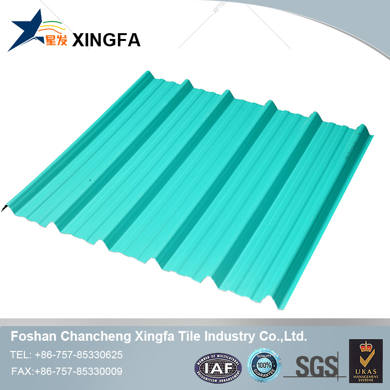 APVC roof sheet acid proof price list construction materials