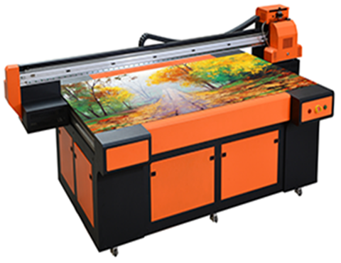 Factory Price UV 2513 Large Format Industrial LED UV Printer Digital Flatbed Printer