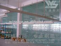 PVC soft curtain board