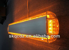 LED warning light bar, police car lightbar, color-green/red/amber/white/blue available/CE Certification!!! (LBUT-E207)