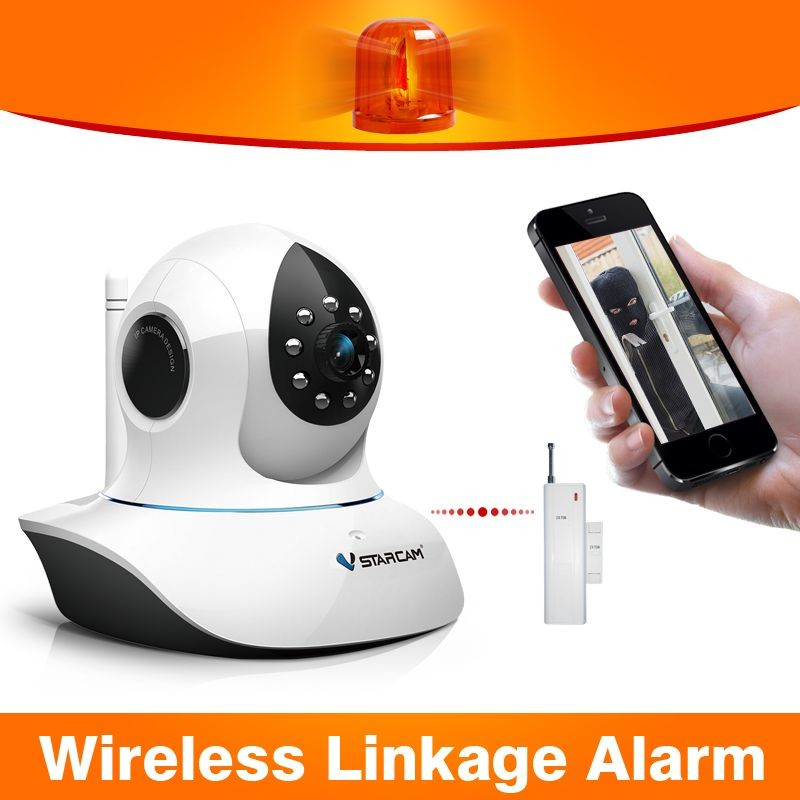 wireless sensor trigger wireless wifi ip camera wireless mobile phone remote view and control