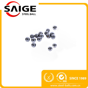 Customized ss 440 5.5mm stainless steel ball for sale