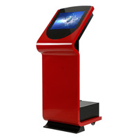 19 Inch Interactive Touchscreen PC Information Kiosk