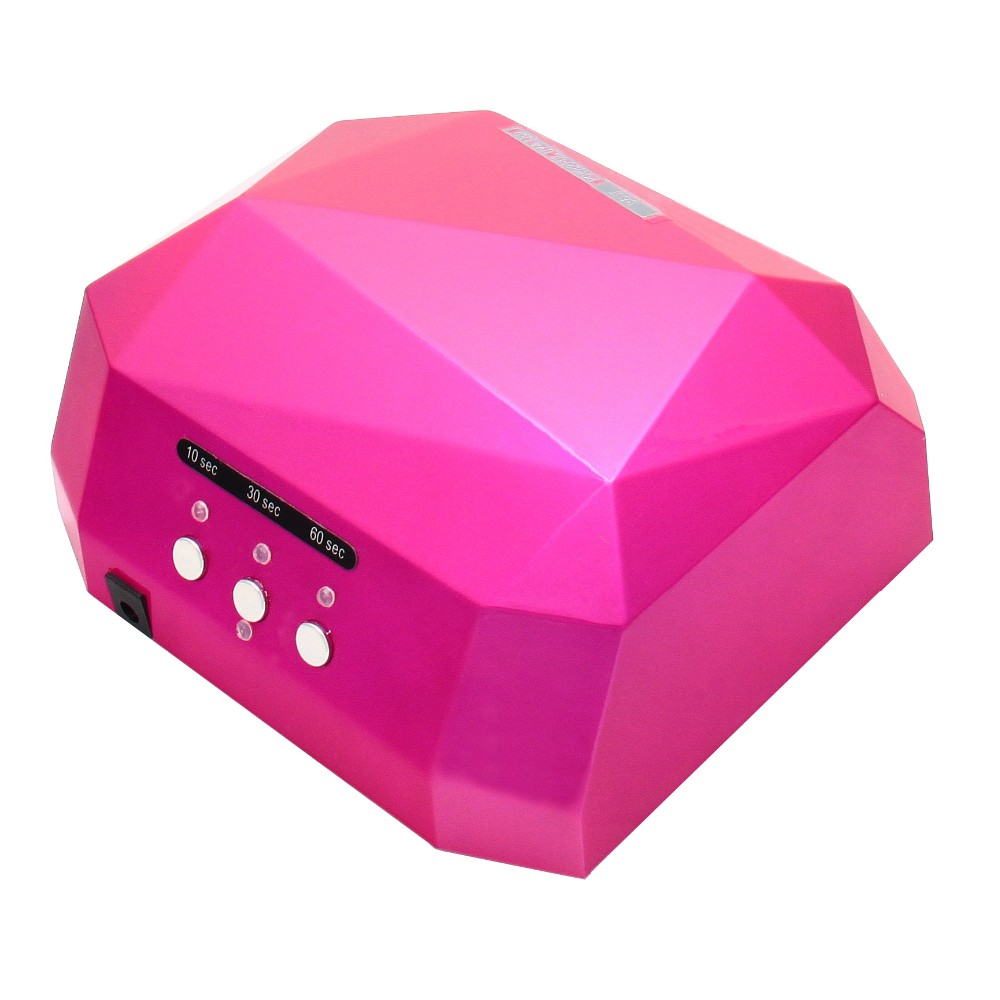 36W UV LED nail lamp