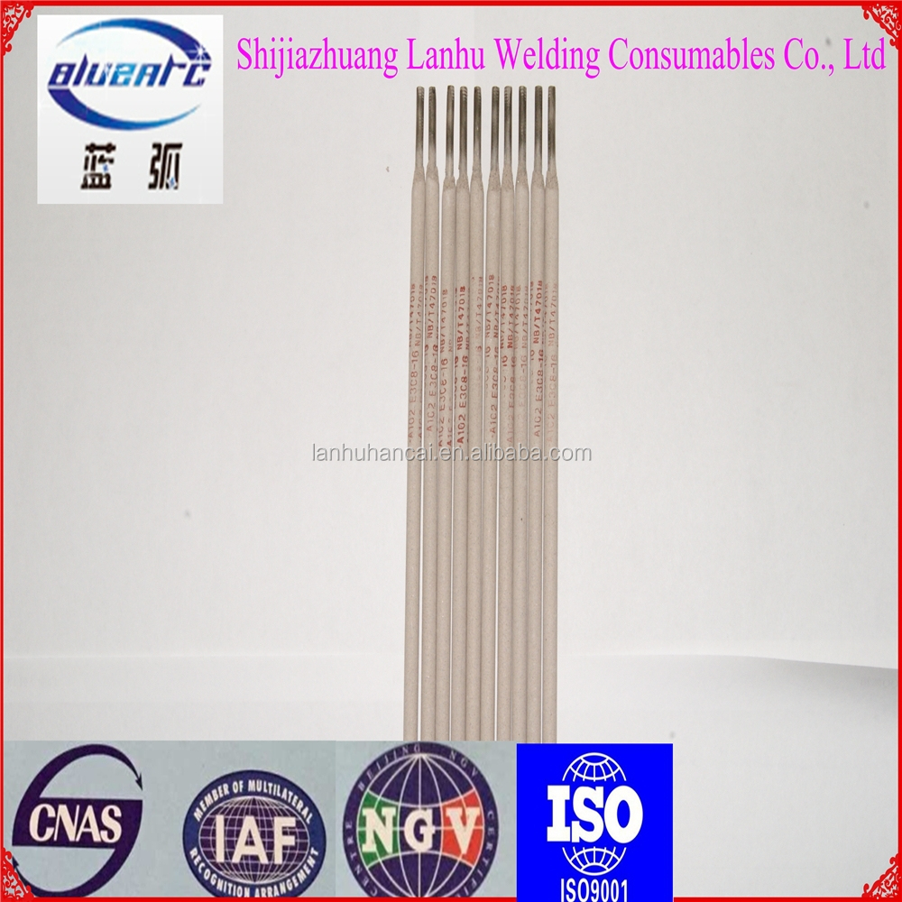 Free sample! stainless Steel Welding Electrode E308L-16 welding rod manufacturer