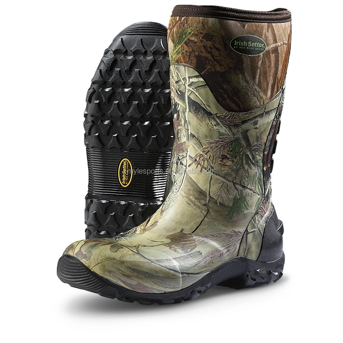 Professional Comfortable Mens Slip Resistant Cut Resistant