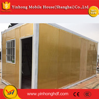 Modular Style Pre Made Container Homes New