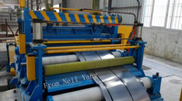 1350mm type hydraulic CR slitting line for steel coil