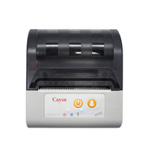 80mm handheld printer thermal receipt mobile printer support bluetooth with Auto cutter