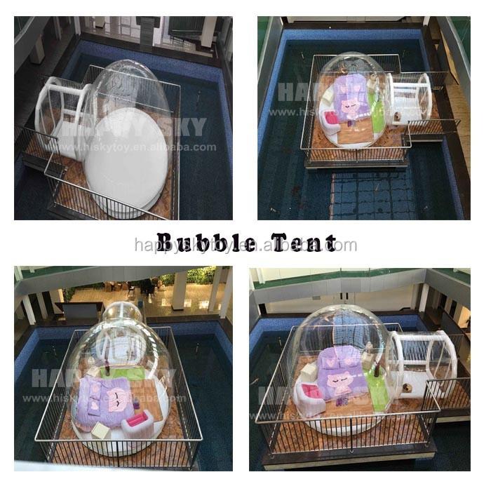 2016 Лучшая цена! прозрачный Надувной пузырь палатки для продажи Надувная палатка кемпинг палатки с номерами