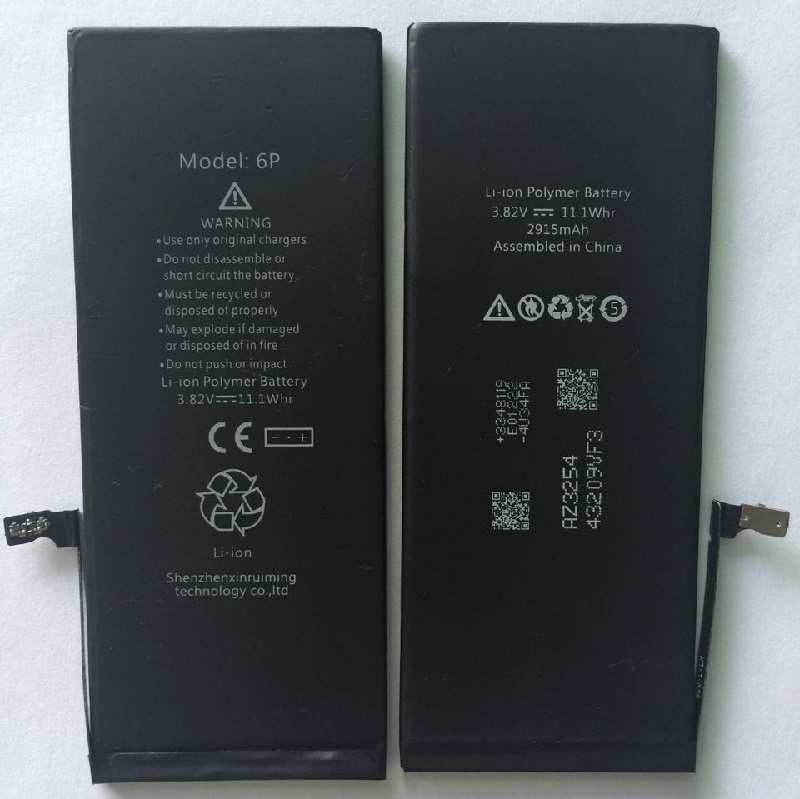 Hot Selling Mobile li-ion lithium High capacity phone Battery wholesaler For iphone Original battery manufacturer