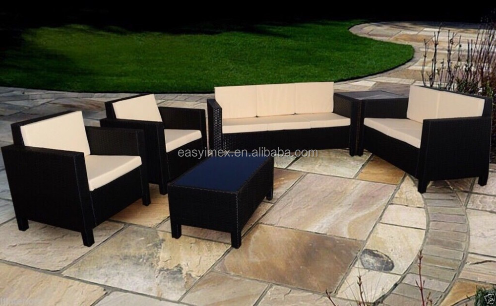 Rattan Outdoor Garden Hot Sale Big Modern Sofa Set Furniture Buy Rattan Funiture Rattan