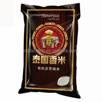 Best popular for supermarket usage,laminated material,top quality and low price customized plastic packing bag