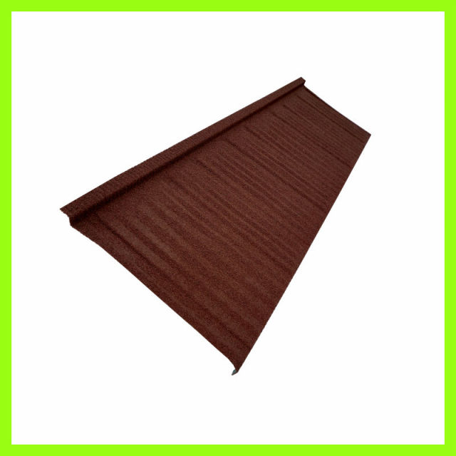 The american style roof panel / stone coated metal roof tiles