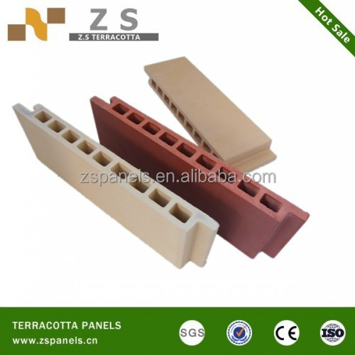 Thin series decorative wall tiles terracotta wall tiles clinker brick cladding