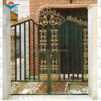 2016 Classical Privacy metal gate