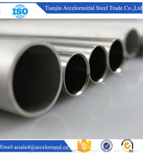 Prime Quality Stainless Welded Steel Pipe and Tube for Modern Railing Stairs Raw Material