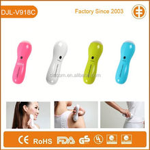 New High Quality Powered Protabble Great Vibration Thin Face Mini Massager