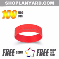 Adjustale transparent elastic rubber band
