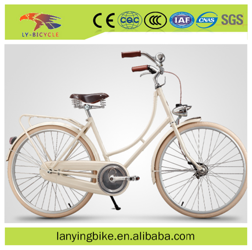 Top selling old style dutch bike comfort bicycle for women