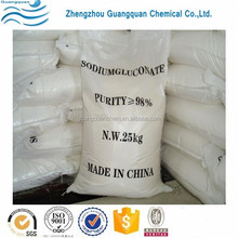 Steel surface cleaning agent price of sodium gluconate