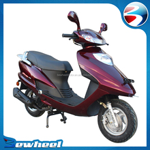 Bewheel classic pedal motorcycle cheap gas scooters moped 125cc for sale
