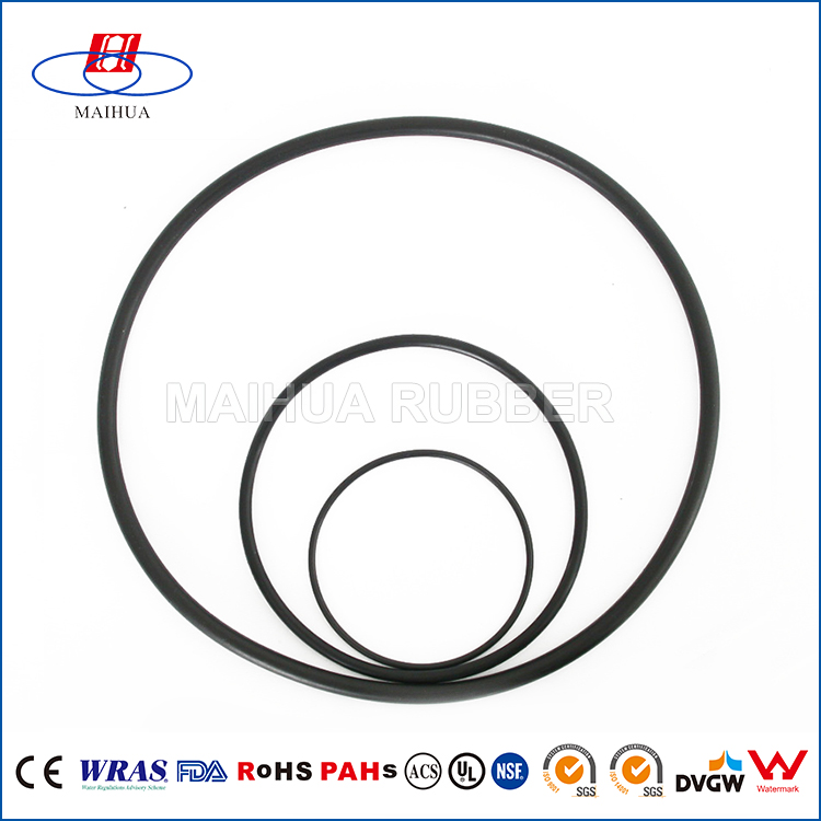 Stock Wholesale VITON SBR NR waterproof <strong>rubber</strong> o ring for turbo