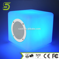 Small stool dj speaker bluetooth