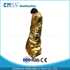 EMSS first aid aluminum foil blanket and aluminum foil emergency blankets