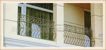 Balcony stainless steel grill railing design