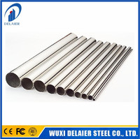 China High Quality 316 Mirror Polish Stainless Steel Pipe Supplier Reasonable Price